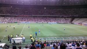 Fortaleza e Botafogo-PB ficaram no 0x0 na Arena Castelão