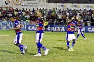 Leão venceu em Marabá e mandou o tabu pelos ares. Foto: O Povo Online