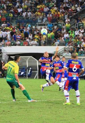Leão consegui importante ponto em Cuiabá. Foto: Futebolpress
