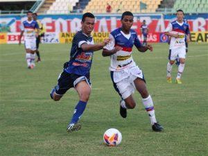 Atacante Uilliam marcou seu primeiro gol como profissional. Foto: site oficial