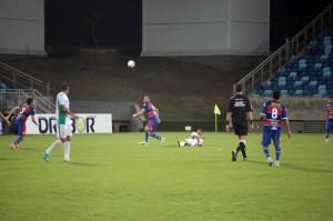 O Leão foi a Cuiabá e derrotou o campeão da Copa Verde. Foto: Fut Interior
