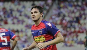 Lima marcou mais um gol na temporada. Foto: Tatiana Fortes