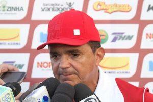 Flávio Araújo está de volta ao Pici