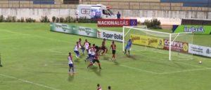 Guarani e Fortaleza não saíram do 0x0