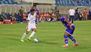 Leão volta a jogar mal e é derrotado pela 1a vez pelo Cuiabá