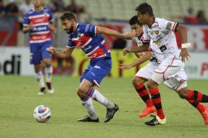 Sob vaias, Fortaleza ganha 3 pontos no estadual e o Bi da Taça dos Campeões