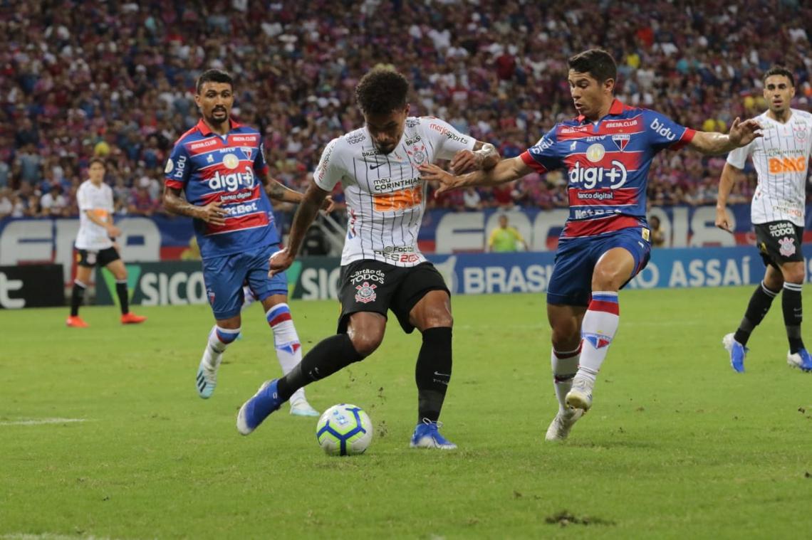 Fortaleza 1x3 Corinthians Futebol De Um Tempo Blog Do Leao
