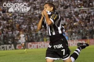 Eusébio de volta ao Vozão (Foto: Cearasc.com)