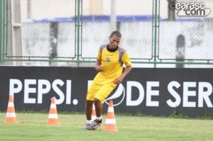 João Marcos está voltando (Foto: Cearasc.com/Divulgação)