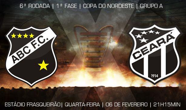 ABC x Ceará – Nossa primeira decisão (Imagem: Cearasc.com/Divulgação)