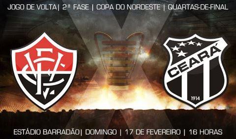 Vitória x Ceará – Difícil sim, impossível não (Imagem: Cearasc.com/Divulgação)