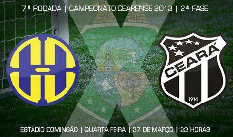 Horizonte x Ceará – Divisor de águas (Imagem: Cearasc.com/Divulgação)