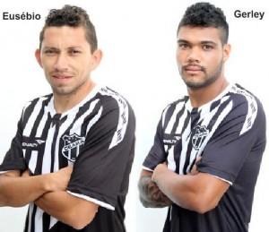 Qual dos dois deve substituir Vicente? (Foto: Cearasc.com/Divulgação)