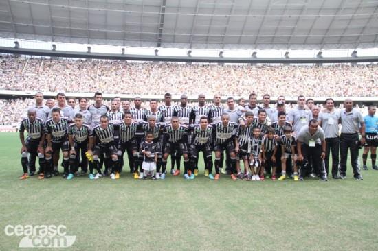 Ceará Sporting Clube Tri-Campeão Cearense 2011/2012/2013