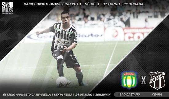 São Caetano x Ceará – Largar bem é fundamental (Imagem: Cearasc.com/Divulgação)