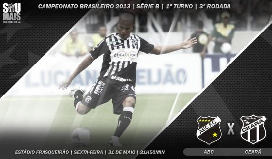 ABC x Ceará – Jogo perigoso (Imagem: Cearasc.com/Divulgação)