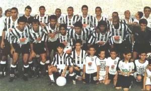 Ceará Sporting Club - Tricampeão Cearense 1996/97/98