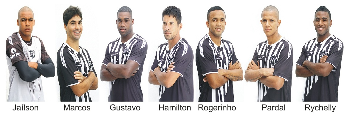 4426f5eeb0 Sete novos jogadores foram contratados para o restante da temporada