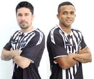 Ricardinho e Rogerinho: Juntos os separados? (Fotos: Cearasc.com/Divulgação)