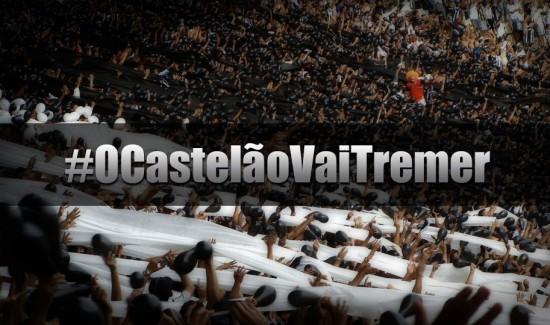 O Castelão vai tremer! (Imagem:Cearasc.com/Divulgação)