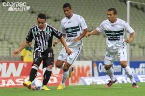Lulinha novamente foi decisivo na partida (Foto: Cearasc.com/Divulgação)
