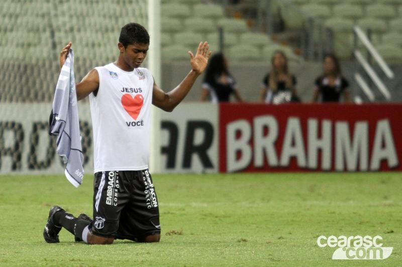 Ricardo Silva irá respirar novos ares (Foto: Cearasc.com/Divulgação)