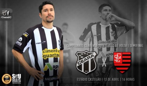 Ceará x Guarany – Mais que a vaga na final (Imagem: Cearasc.com/Divulgação)