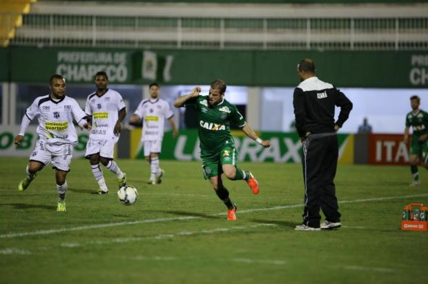 Vozão venceu e conquistou uma ótima vantagem para o jogo de volta  (Foto: Márcio Cunha)