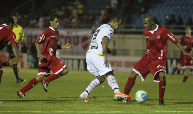 Bill nos últimos cinco jogos marcou cinco gol (Foto: Cearasc.com/Divulgação)