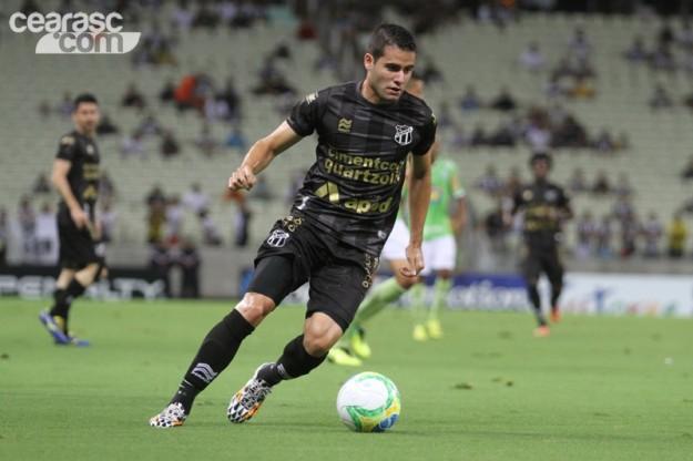 Eduardo foi peça importante para a vitória (Foto: Cearasc.com/Divulgação)