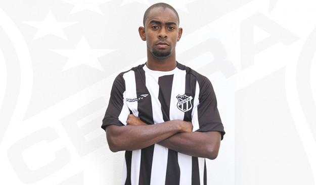 Wellington Carvalho, seja muito bem vindo e boa sorte!  (Foto: Cearasc.com/Divulgação)