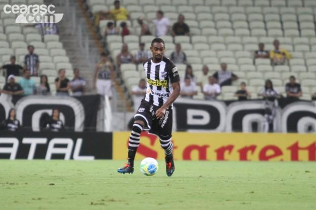 Após a entrada de Wellington Carvalho os números deram uma melhorada. (Foto: Cearasc.com/Divulgação)
