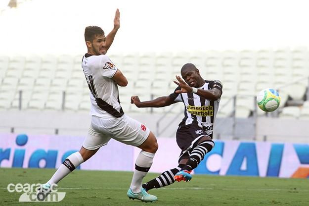 Diego Ivo abriu o caminho para a vitória (Foto: Cearasc.com/Divulgação)