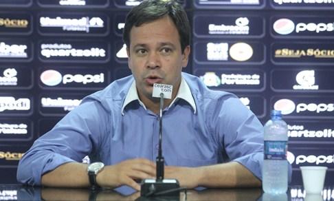 Dado Cavalcanti comandará o Vozão em 2015 (Foto: Rodrigo Carvalho/O Povo)