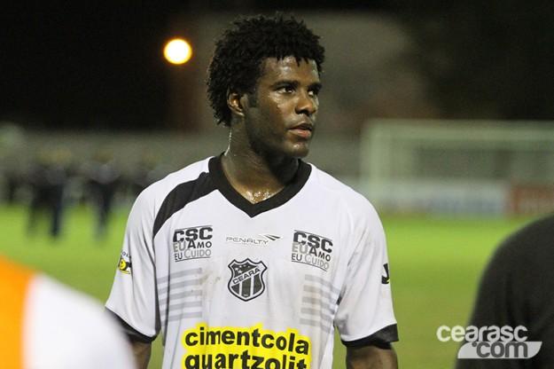 Sandro é unanimidade na torcida alvinegra (Foto: Cearasc.com/Divulgação)