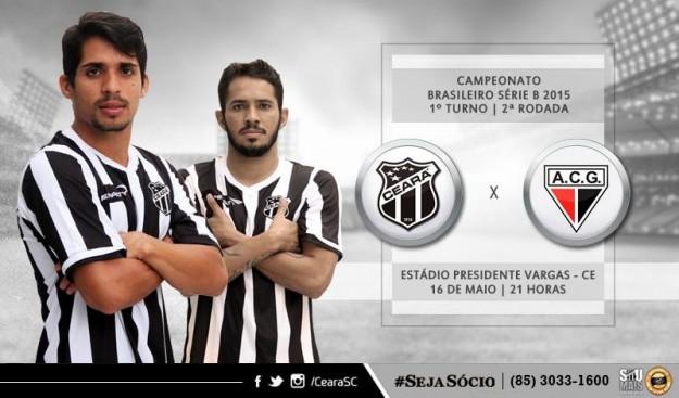 Ceará x Atlético- Hora de voltar a vencer (Imagem: CearaSC.com/Divulgação)