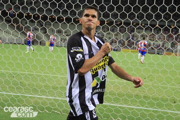 A saída de Magno Alves hora iria acontecer (Foto: CearaSC.com/Divulgação)