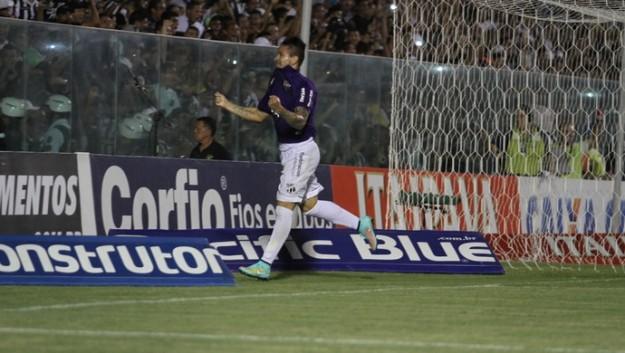 Silóe marcou dois gols e fez o seu papel direitinho ((Foto: Christian Alekson/CearáSC.com)