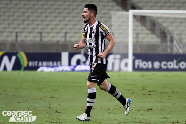 Ricardinho não deverá permanecer para 2016 (Foto: Christian Alekson/CearaSC.com)