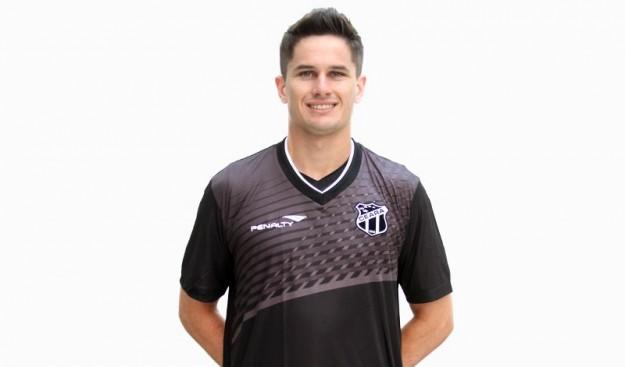 Goleiro Tadeu já teve sua contratação oficializada pelo Vozão (Foto: Christian Alekson/CearaSC.com)