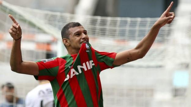 Zagueiro Raul Silva chega por empréstimo junto ao Marítimo/POR (Foto: www.sapo.pt)