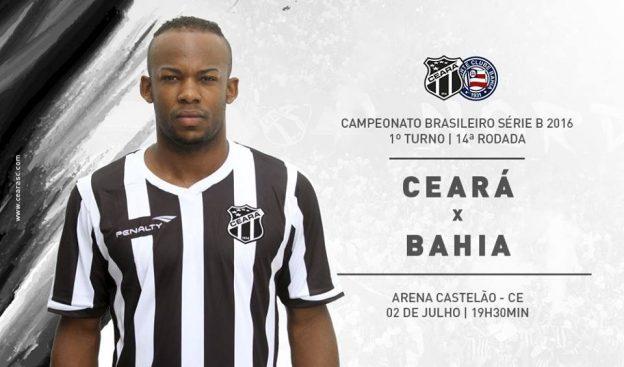 Ceará x Bahia – De olhos abertos (Imagem: CearaSC.com/Divulgação)