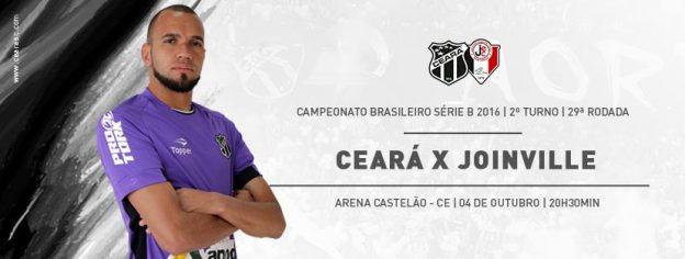 Ceará x Joinville – É obrigação vencer! (Foto: CearaSC.com/Divulgação)