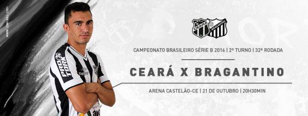 Ceará x Bragantino – Vale a permanência (Imagem: CearaSC.com/Divulgação)