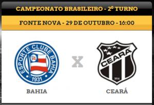 Bahia x Ceará – Somar três pontos (Imagem: CearaSC.com/Divulgação)
