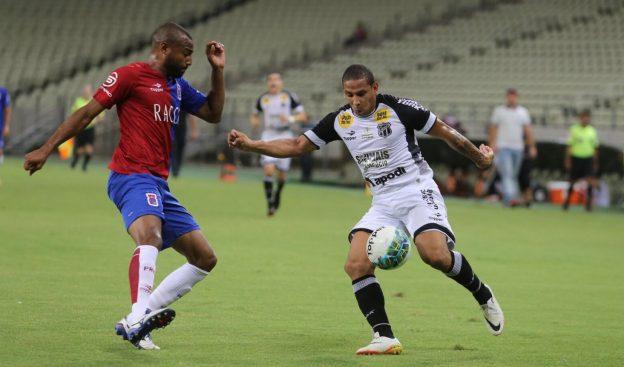 Assim como o time, Rafael Costa ficou no quase (Foto: Christian Alekson/CearaSC.com)