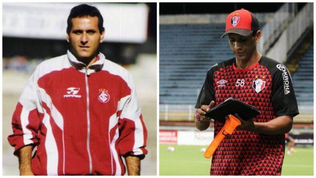 Daniel Azambuja (esq) e Giovani Ramirez (dir) chegam para o Vozão (Foto: Divulgação)