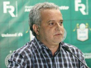 Marcelo Segurado será o Gerente de Futebol do Vozão (Foto: GoiásEC/Divulgação)