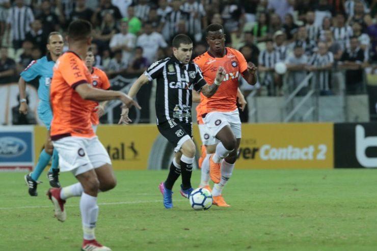 Ceará 1x1 Atlético-PR - Não deu - Blog do Vozão aac8fba2fb11b