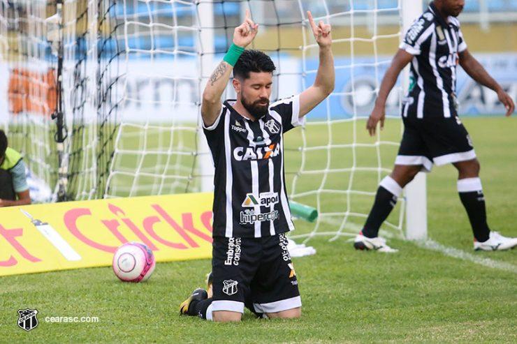 Ricardinho será desfalque por pelo menos três semanas (Foto   Cearasc.com Divulgação) 7c48aa57b491c